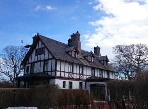 Installation of fireplace chimney exhaust fans